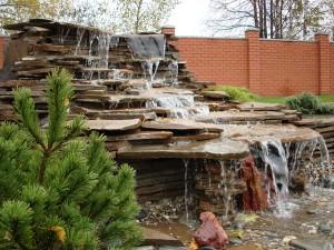 Каскадний водопад